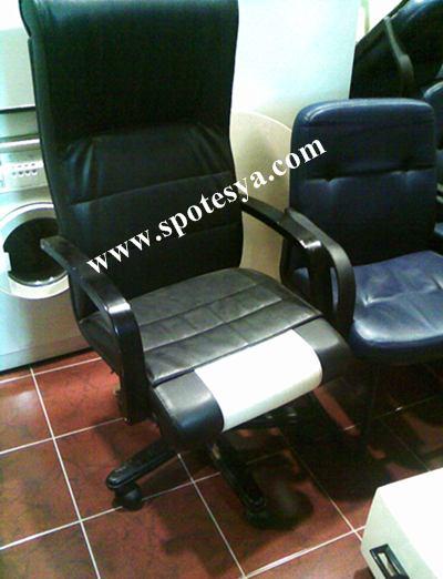 ikinci el bekleme ofis ve buro koltugu spot